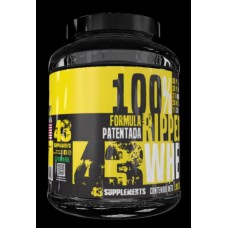 100% RIPPED WHEY 6 LBS 43 SUPPLEMENTS