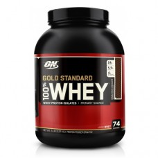 100% WHEY GOLD STANDARD 5 LBS ON