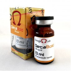 DECABOLD 300 MG/ML 10 ML OMEGA LAB