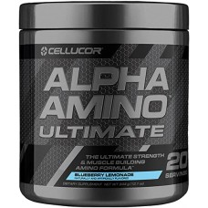 ALPHA AMINO ULTIMATE 20 SERV. CELLUCOR
