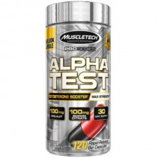ALPHA TEST MUSCLETECH 120 CAPS
