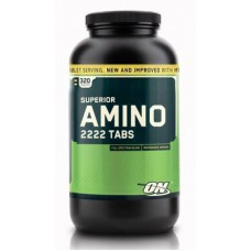 AMINO 2222 320 TABLETAS ON