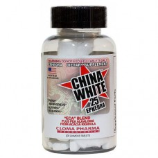 CHINA WHITE 100 TABS CLOMA PHARMA