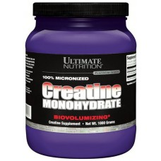 "CREATINE MONOHYDRATE  1 KG ULTIMATE NUTRITION ""OFERTA"""