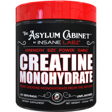 CREATINE 300 GR INSANE LABZ