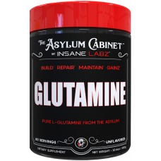 GLUTAMINE 300 GR INSANE LABZ