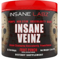INSANE VEINZ 35 SERV. INSANE LABZ