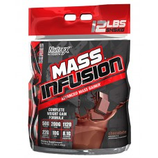 MASS INFUSION 12 LBS NUTREX