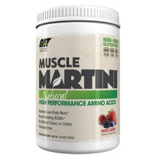 MUSCLE MARTINI NATURAL  30 SERV. GAT