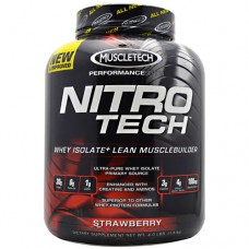 NITRO TECH 4 LBS MUSCLETECH