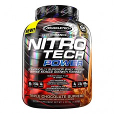 NITRO TECH POWER 4 LBS MUSCLETECH