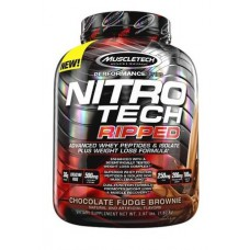 NITRO TECH RIPPED 4 LBS MUSCLETECH