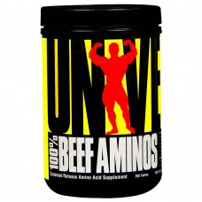 100% BEEF AMINOS 400 TABS UNIVERSAL