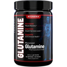 GLUTAMINE 400 GR MYOGENIX