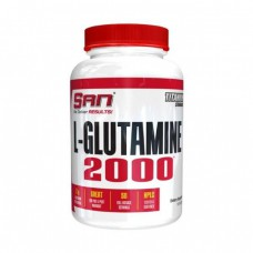 L-GLUTAMINA 100 CAPS SAN NUTRITION