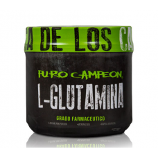 L-GLUTAMINA 500 GR PURO CAMPEON