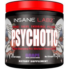 PSYCHOTIC 35 SERV INSANE LABZ