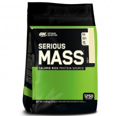 SERIOUS MASS 12 LBS ON