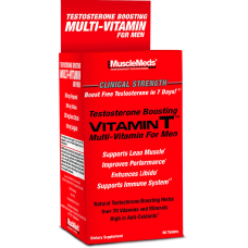 VITAMIN T 90 TABS MUSCLE MEDS